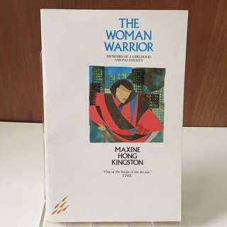 The Warrior Woman - Maxine Hong Kingston