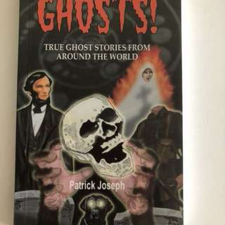 Ghost stories book. By mail