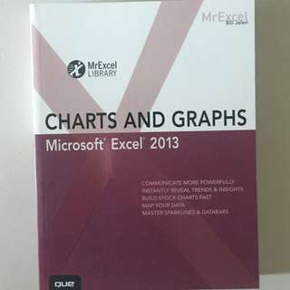 Microsoft Excel 2013 - Charts and Graphs (QUE)