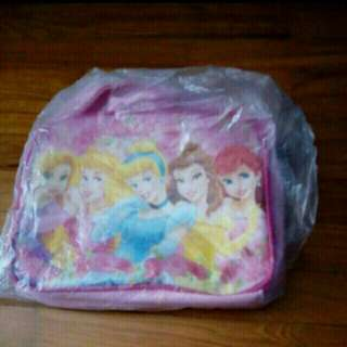 Princess Bag lunchbox sling bag