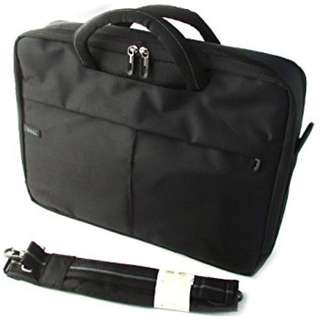 Dell Black Nylon Laptop Notebook Carrying Case New