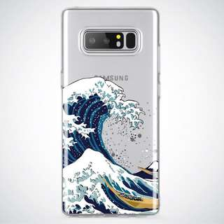 Clear case for Clear case for samsung s8/s8plus,s7/s7 edge, j7 pro plus , note 8, j7 prime 2016, or PM me the model of your fone to check the availability