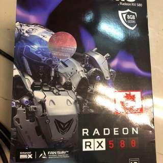GPU Saphhire Nitro+ RX580 8GB