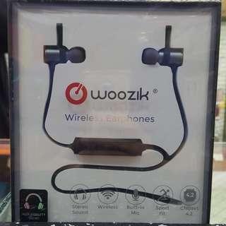 Woozik M700 Bluetooth earphones (1year Warranty)