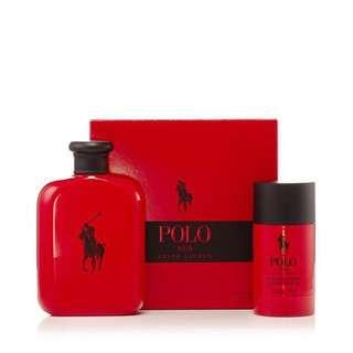 Polo perfume set