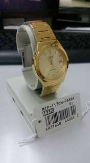 Authentic MTP1170N Gold Casio watch