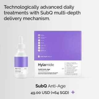 BN Deciem Hylamide SubQ Anti-Age Advance Serum 30ml