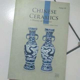 Preloved Buku Chinese Ceramics