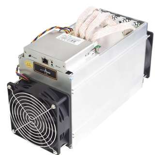 Antminer L3+ with PSU
