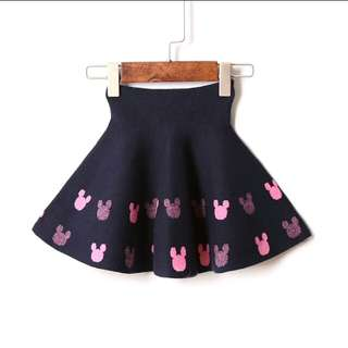 🆕 (Free Postage) Mickey Mouse skirt