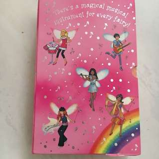 Rainbow magic books box set (music fairies)