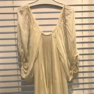 Dress Rantai Sheer