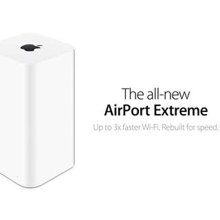 AirPort Extreme 802.11ac (excellent condition) with Box