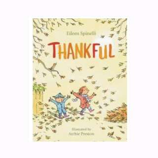 Thankful by Eileen Spinelli
