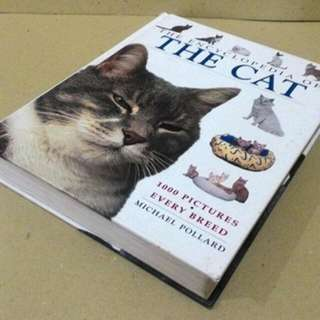The Encyclopedia of The CAT Buku Import
