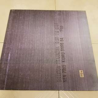 New Order Brotherhood Vinyl LP Original Pressing Rare