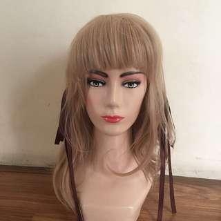 Wig Cosplay Blonde