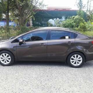 Kia Rio 2014 Assume balance (1 year 8 months)