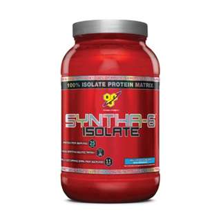 BSN SYNTHA-6 ISOLATES 2LBS - COD FREE SHIPPING
