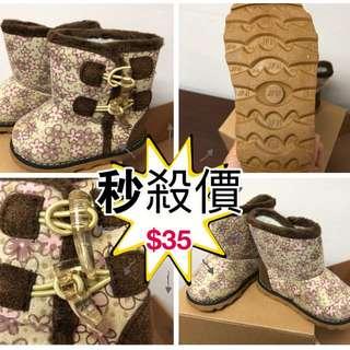 ‼️便💥女幼童boots仔 Size: 18