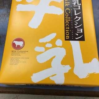 日本牛乳精選大禮盒