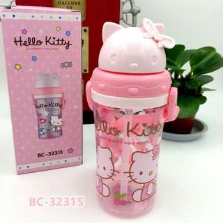 Hello Kitty sipping cup