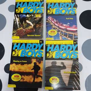 Hardy Boys (4books)