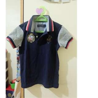 Boy's Polo Shirt - Beverly Hills Polo Club