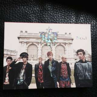 TEENTOP 1ST ALBUM