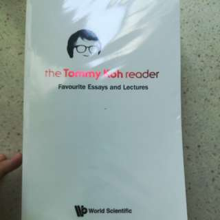 Tommy Koh Reader