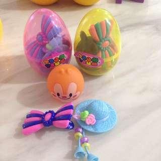 Goody bag- Tsum Tsum girl surprise egg