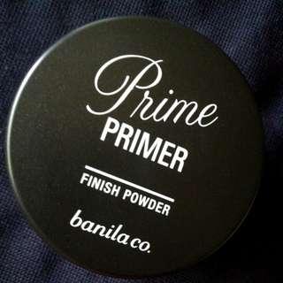 Banila Co. Prime Primer Powder