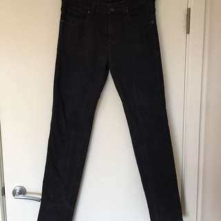 DrDenim Black Men's Jeans W33 L32