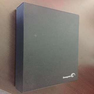 2TB external hard disk - Seagate