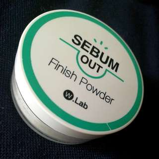 W.Lab Sebum Out Powder