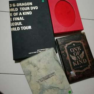 WTS G DRAGON OOAK DVD