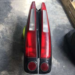 Daihatsu Move Rear Light Housing