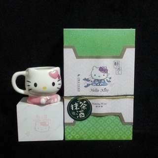 Kitty抹茶&限定杯