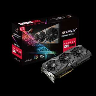 Asus RX 580 Strix 8GB