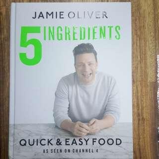 Jamie Oliver - 5 Ingredients