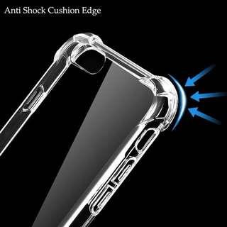 Mobile Case TPU (Clear)