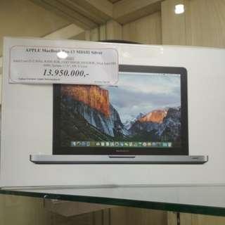 APPLE MacBook pro 13 bisa cicilan tanpa CC proses cepat 30 menit
