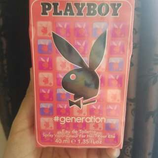 Playboy generation Eau de Toilette