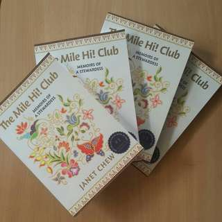 The Mile Hi! Club -  Memoirs of a Stewardess  ( proceeds to be donated to animal shelter)