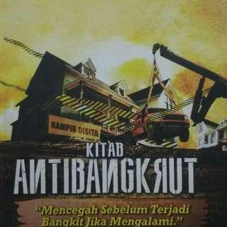 Buku Bisnis Kitab Anti Bangkrut Jaya Setiabudi