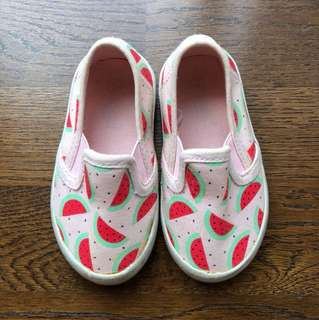 Seed Heritage Watermelon Shoes
