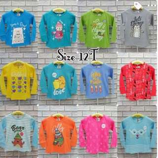 KAOS OSKOSH LONG SLEEVE ( 12T )