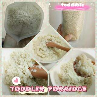 Toddible Toddler Porridge