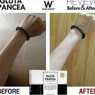 Gluta Pancea Skin Whitening Supplement