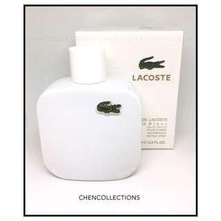 Lacoste - L.12.12 Blanc for Men (100ml)